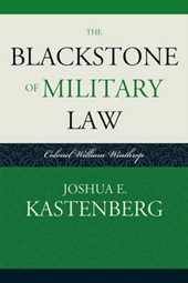 The Blackstone of Military Law