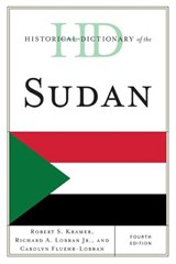Historical Dictionary of the Sudan | Robert S Kramer |