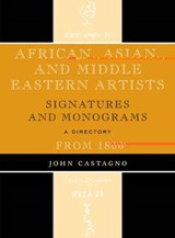 African, Asian and Middle Eastern Artists | John Castagno |