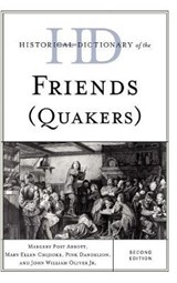 Historical Dictionary of the Friends | Margery Post Abbott |