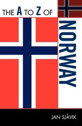 The A to Z of Norway | Jan Sjavik |