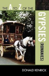 A to Z of the Gypsies (Romanies) | Donald Kenrick |