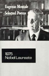 Selected Poems | Eugenio Montale |