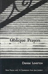 Oblique Prayers | Denise Levertov |