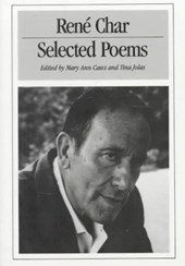 Selected Poems of Rene Char | Mary Ann Caws |