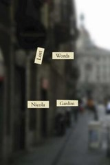 Lost Words | Nicola Gardini |