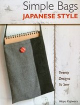 Simple Bags Japanese Style | Akiyo Kajiwara |