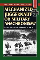 Mechanized Juggernaut Or Military Anachronism?