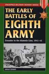 The Early Battles of the Eighth Army | Adrian Stewart |