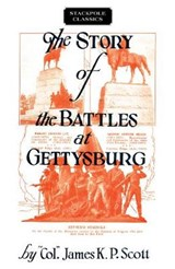 The Story of the Battles at Gettysburg | James K. P. Scott |