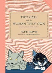 Two Cats and the Woman They Own