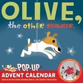 Olive, the Other Reindeer Advent Calendar