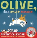Olive, the Other Reindeer Advent Calendar | Siebold, J. otto ; Walsh, Vivian |
