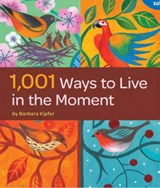 1,001 Ways to Live in the Moment | Barbara Ann Kipfer |