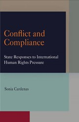 Conflict and Compliance | Sonia Cardenas |