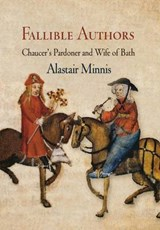 Fallible Authors | Alastair Minnis |
