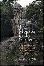 The Monster in the Garden | Luke Morgan |