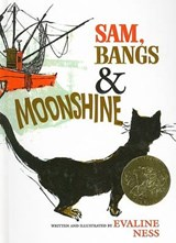 Sam, Bangs & Moonshine | Evaline Ness |