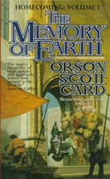 The Memory of Earth | Orson Scott Card |