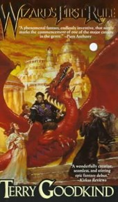 Sword of truth (01): wizard's first rule | Terry Goodkind |