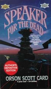 Ender (02): speaker for the dead | Orson Scott Card |