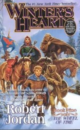 Wheel of time (09): winter's heart | Robert Jordan |