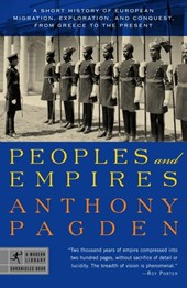 Peoples and Empires | Anthony Pagden |