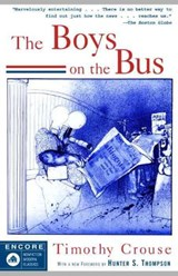 The Boys on the Bus | Timothy Crouse & Hunter S. Thompson |