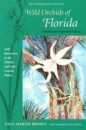 Wild Orchids of Florida | Paul Martin Brown |