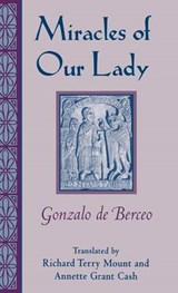Miracles of Our Lady | Gonzalo De Berceo |