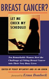 Breast Cancer? Let Me Check My Schedule! | Donna Cederberg |