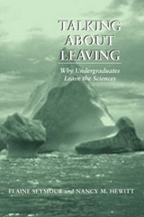 Talking About Leaving | Seymour, Elaine ; Hewitt, Nancy M. |