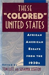 "These ""Colored"" United States 