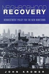 Neighborhood Recovery | John Kromer |