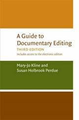 A Guide to Documentary Editing | Mary-Jo Kline |
