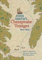 John Smith's Chesapeake Voyages 1607-1609