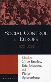 Social Control In Europe