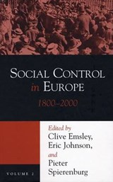 Social Control In Europe |  |
