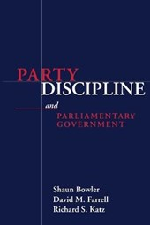 Party Discipline and Parliamentary Government