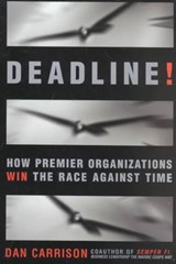 Deadline! | Dan Carrison |