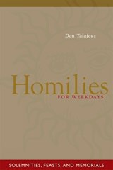 Homilies for Weekdays | Don Talafous |
