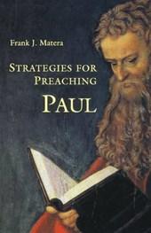 Strategies for Preaching Paul