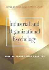 Industrial and Organizational Psychology (Vol. 1)) | Cary L. Cooper |