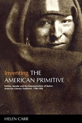 Inventing the American Primitive | Helen Carr |