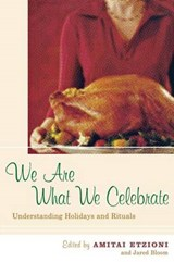 We Are What We Celebrate | Jared Bloom |