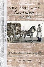 New York City Cartmen, 1667-1850