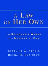 Law of Her Own | Caroline Forell |