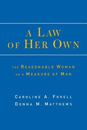 A Law of Her Own | Caroline Forell |