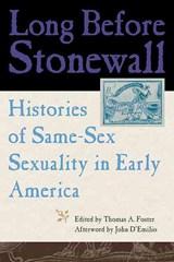 Long Before Stonewall |  |