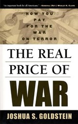 The Real Price of War | Joshua S. Goldstein |